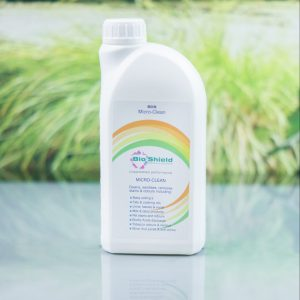 Micro-Clean Stain and Odour Remover