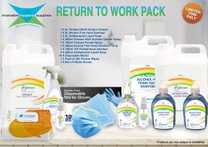 covid-19 return to work pack
