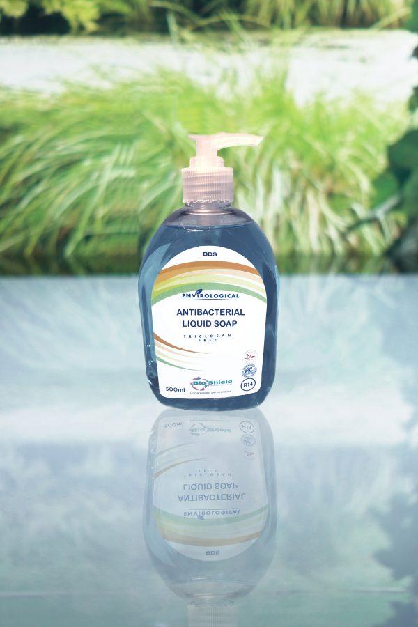 Antibacterial Liquid Soap Dispenser