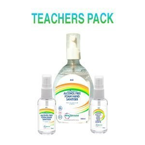 infection control teachers pack